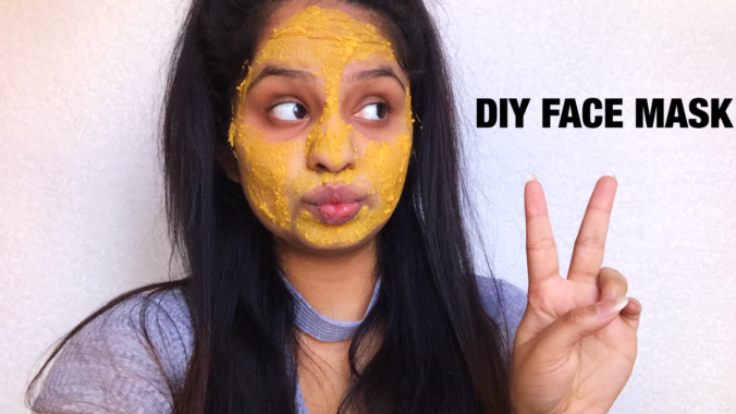 Youtube tutorial diy face mask for oilacne prone skin beauty taco i will be showing you a homemade mask for oily and acne prone skin i have used gram flourturmeric and raw milk solutioingenieria